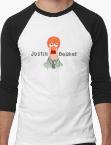 Meeper Fever. Men's Baseball ¾ T-Shirt