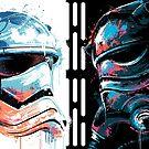 Imperial Helmets - Sketchbook by DJKopet
