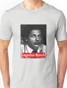 Eric Andre - Legalize Ranch - Red Unisex T-Shirt