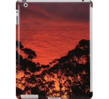 Stanwell Tops Sunset iPad Case/Skin