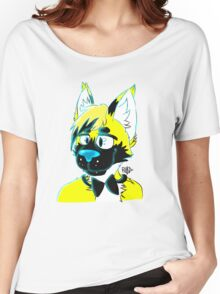 Unconcerned Kitty Women's Relaxed Fit T-Shirt
