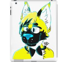 Unconcerned Kitty iPad Case/Skin