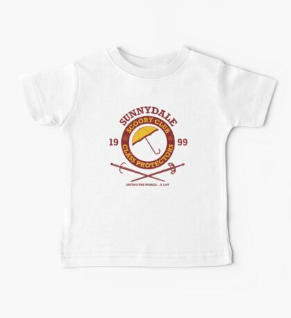 Scooby Club Baby Tee