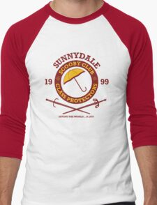 Scooby Club Men's Baseball ¾ T-Shirt