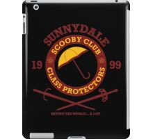 Scooby Club iPad Case/Skin