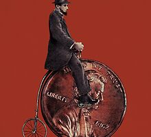 Penny Farthing option  by Eric Fan