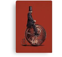 Penny Farthing option  Canvas Print