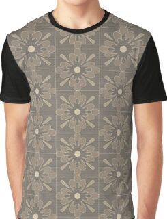 Ghost Blossoms Graphic T-Shirt