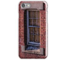 The Window without Pane iPhone Case/Skin