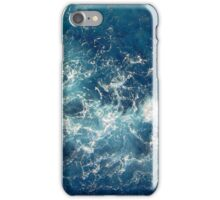 Sea splashes iPhone Case/Skin