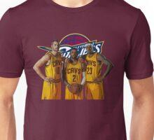 Cavs Big Three Unisex T-Shirt