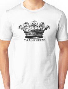 Vintage Crown Yaas Kween  Unisex T-Shirt