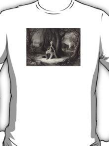 George Washington Praying T-Shirt