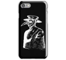Plague Doctor iPhone Case/Skin