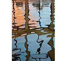 --The Reflecting Pool Photographic Print