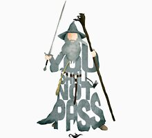 Gandalf The Grey You Shall Not Pass T-Shirt