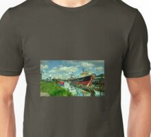 Blaengur  at Gdansk Shipyard  Unisex T-Shirt