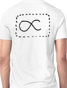 Dashed Proportions Unisex T-Shirt