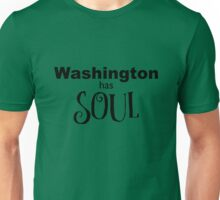 Washington has Soul State Pride T-Shirt Unisex T-Shirt