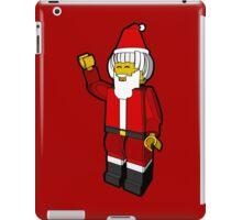 Lego Toys Santa Christmas Noel Hanukkah Holiday Gift  iPad Case/Skin
