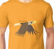 White-tailed Eagle caricature Unisex T-Shirt