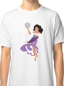 Minimalistic Esmeralda Classic T-Shirt