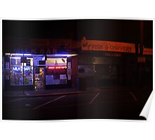 All Quiet On The Shop Front Poster