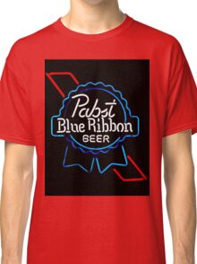 Pabst Blue Ribbon - Beer Classic T-Shirt