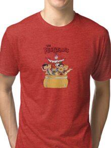 The Flintstones Tri-blend T-Shirt
