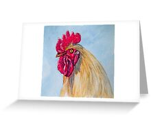 Don't Mess With Me - Hen Greeting Card