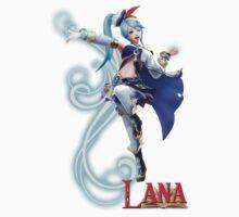 Lana - Hyrule Warriors One Piece - Short Sleeve