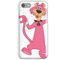 Snagglepuss  iPhone Case/Skin