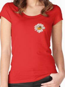 You are bee-utiful! Women's Fitted Scoop T-Shirt