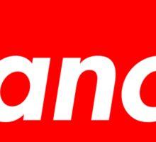 Ranch - Red Sticker