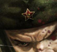 Nikolai Zombies Sticker