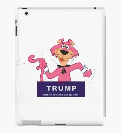Snagglepuss Trump (Donald) iPad Case/Skin