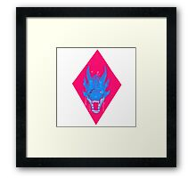 Now You've Done It Framed Print