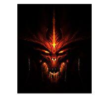 Diablo 3 Photographic Print