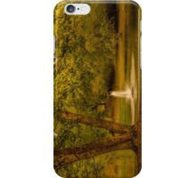 Early sounds of fall iPhone Case/Skin