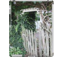 gated iPad Case/Skin