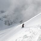 Backcountry slope by geophotographic