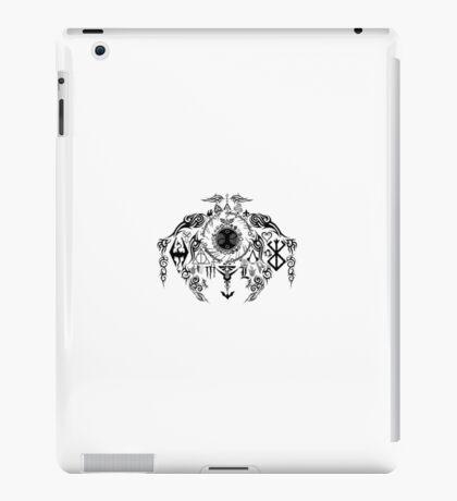 Geek Chandelier iPad Case/Skin