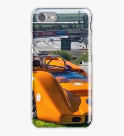 1968 McLaren M6B Can Am Race Car iPhone Case/Skin