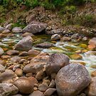 River Bed by Gary  Davey (Jordy)
