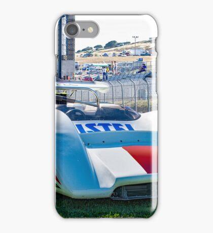 1970 McLaren M8C Can Am Race Car iPhone Case/Skin