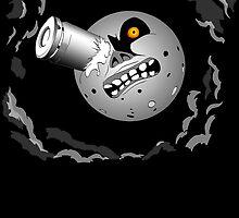 Melies Shot Majora's Moon by yarvenclog