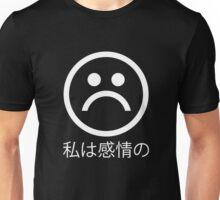 """Sadboys """"I'm Emotional"""" White Unisex T-Shirt"""