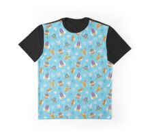 Digital Hope Pattern Graphic T-Shirt