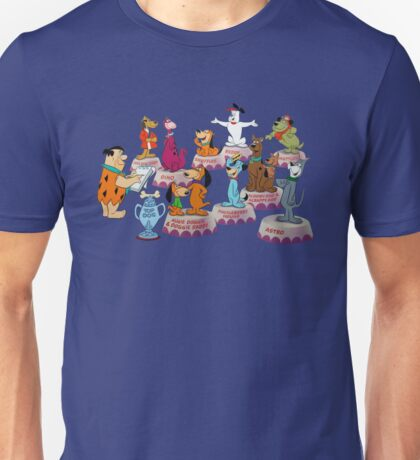 Hanna-Barbera Dog Training Unisex T-Shirt