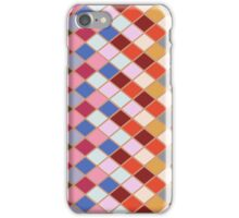 Harlequin Diamonds iPhone Case/Skin
